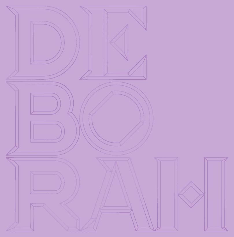 Het leven van Deborah Kleinkunst Electric Pop Cabaret Logo