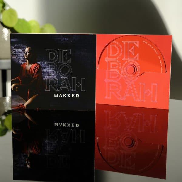 CD - EP Wakker